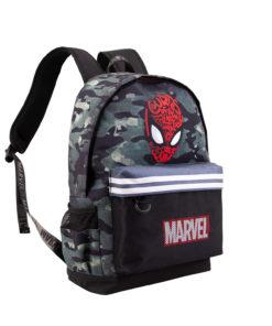 Mochila Escolar Spiderman Camuflagem Spidey
