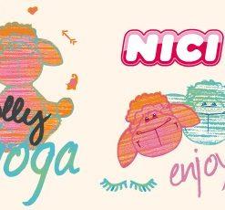 Jolly Yoga - Malou e Kasi