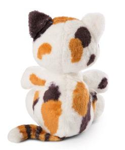 "Peluche Nici Gato Branco ""Sleeping Kitties"""