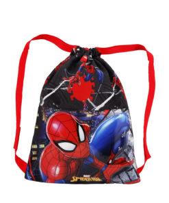 Saco de Desporto Spiderman Costas Wall