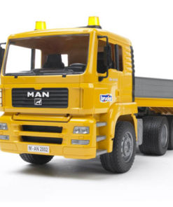 Camião de Transporte Bruder MAN TGA