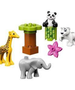 Animais Bebés(9pcs)- LEGO Duplo