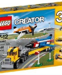 Ases do Espetáculo Aéreo (246 pcs) - LEGO Creator