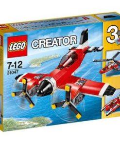 Avião e Hélice (240pcs) Lego Creator