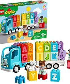 Camiao do Alfabeto - LEGO Duplo