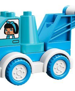 Camião Reboque - LEGO Duplo
