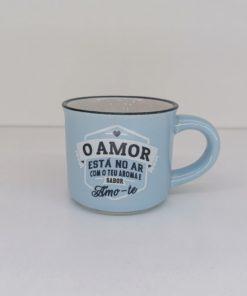 Chávena de Café H&H Amo-te