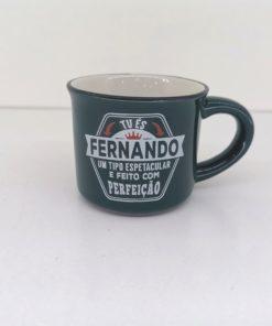 Chávena de Café H&H Fernando