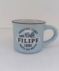 Chávena de Café H&H Filipe