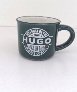 Chávena de Café H&H Hugo