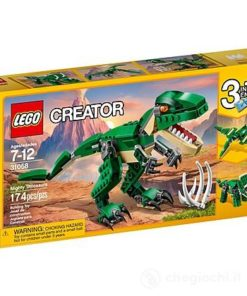 Dinossauros Ferozes (174 pcs) - LEGO Creator