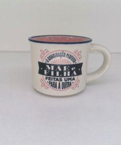 Chávenas de Café Mulher