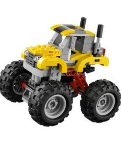 Moto Quatro Turbo(186pcs) - LEGO Creator
