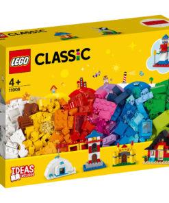 Peças e Casas(270pcs) - LEGO Classic