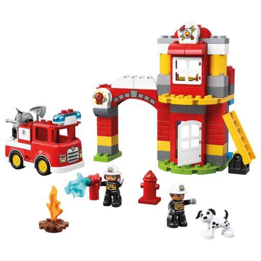 Quartel dos Bombeiros LEGO Duplo