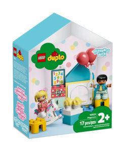 Quarto de brinquedos LEGO Duplo