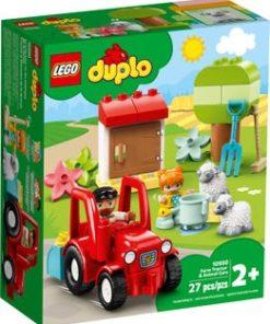 Trator Agricola e Cuidar dos Animais - LEGO Duplo