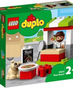 Vendedor de Pizzas Lego Duplo
