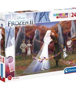Puzzle Frozen II - 24 Pcs